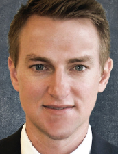 Justin Wiley, 33 Arthur J. Gallagher Orlando, Fla. Public Sector